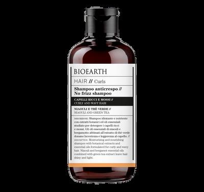 Bioearth - Shampoo anticrespo Hair curls