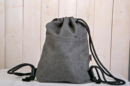 "Bag ""FREEDOM"" gray"