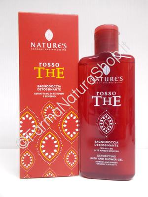 NATURE'S Rosso The Bagnodoccia Detossinante