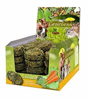 Jr Farm Grainless Rotoli di Carote e Ortica