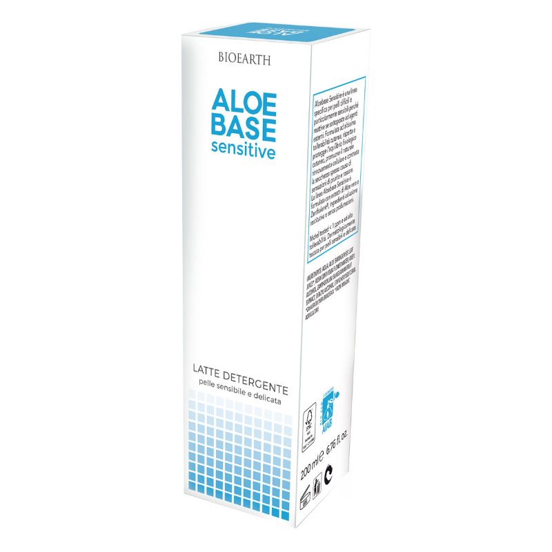 Bioearth - Latte detergente Aloebase sensitive