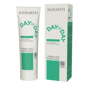 Bioearth - Crema viso purificante DayByDay