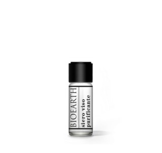 Bioearth - Siero viso purificante 5ml