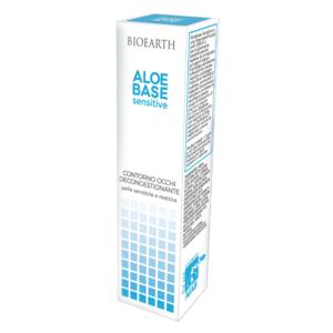 Bioearth - Contorno occhi decongestionante Aloebase sensitive