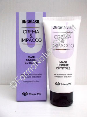 UNGHIASIL CREMA & IMPACCO - Mani, Unghie, Cuticole