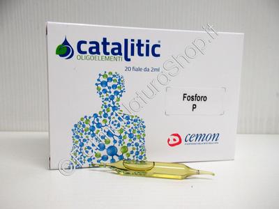 CEMON Catalitic Fosforo 20 Fiale Bevibili