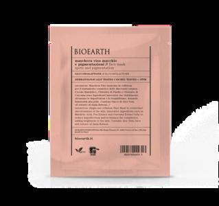 Bioearth - Maschera macchie e pigmentazioni in cellulosa