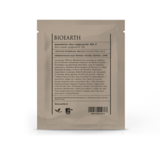 Bioearth - Maschera epigenetic lift in cellulosa