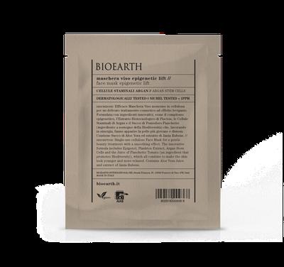 Bioearth - Maschera epigenetic lift in cellulosa
