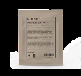 Bioearth - Maschera effetto filler in cellulosa