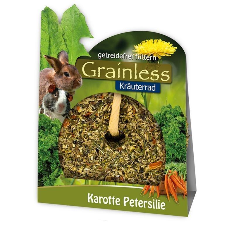 Jr Farm Grainless Ruota d' Erbe con Carote e Prezzemolo