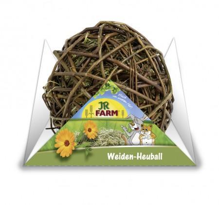 Jr Farm Willow Hay Ball - Palla di Salice con Fieno e Erbe