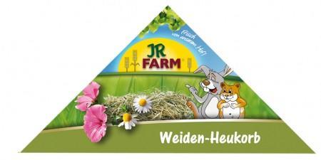Jr Farm Cestino di Fieno e Fiori