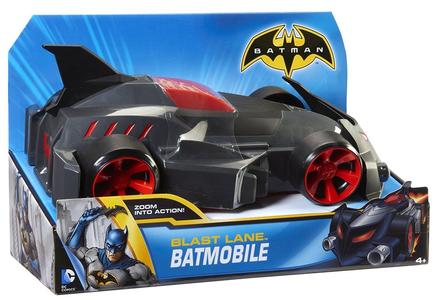 Mattel Y1258 Batman Unlimited Batmobile Gioco Auto 32 cm Giocattolo