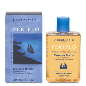 L'Erbolario - Periplo Shampoo doccia