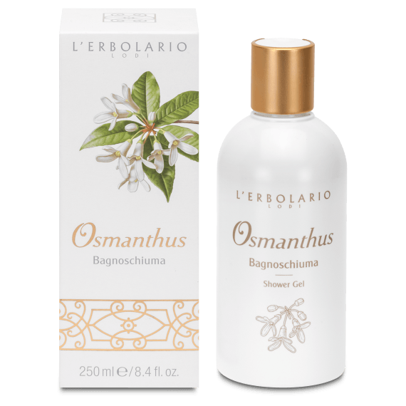 L'Erbolario - Osmanthus Bagnoschiuma