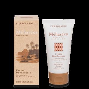 L'Erbolario - Méharées Crema deodorante