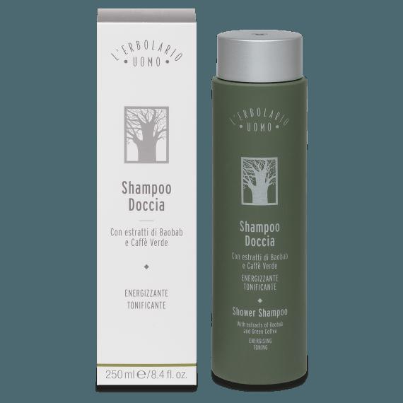 L'Erbolario - L'Erbolario Uomo Shampoo Doccia
