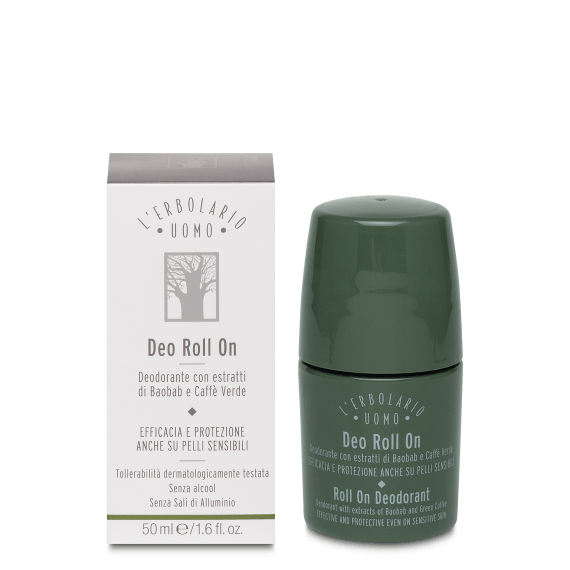 L'Erbolario - L'Erbolario Uomo Deodorante roll-on