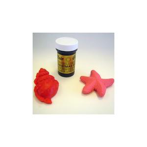 Colorante gel Sugarflair 25 gr rosso natale