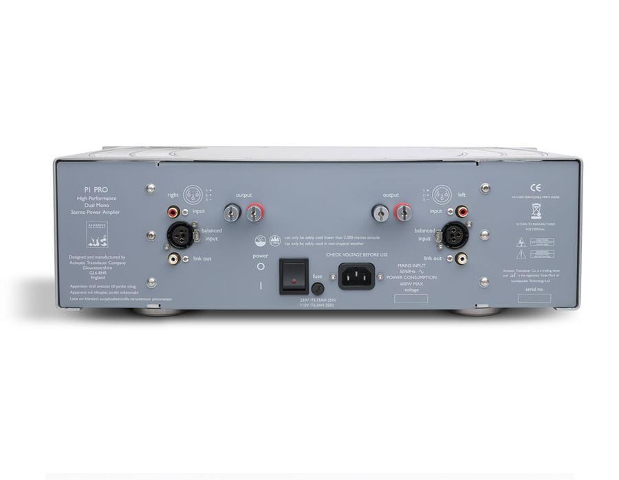 P1 Pro - ATC Loudspeakers