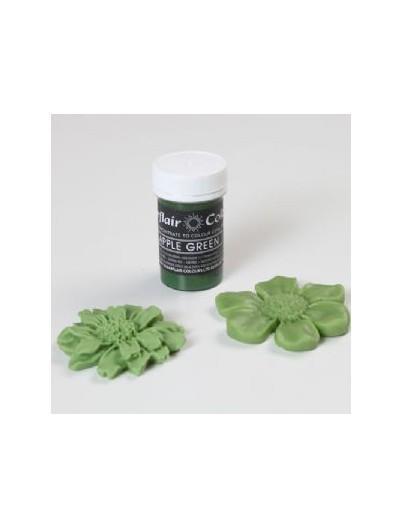 Colorante gel Sugarflair 25 gr verde mela