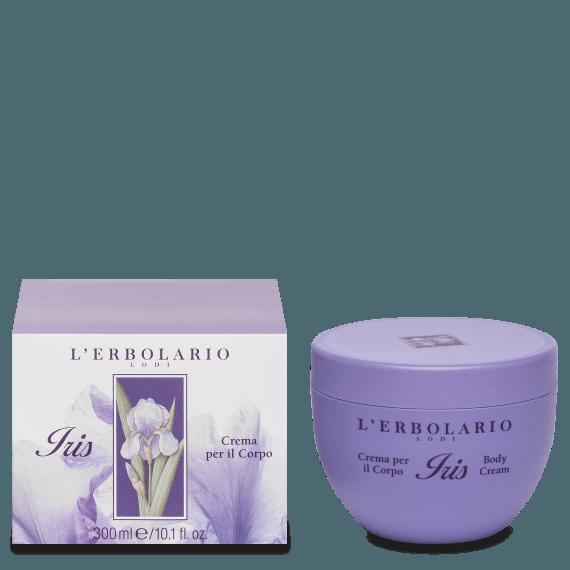 L'Erbolario - Iris Crema corpo