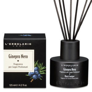 L'Erbolario - Ginepro Nero Fragranza per legni