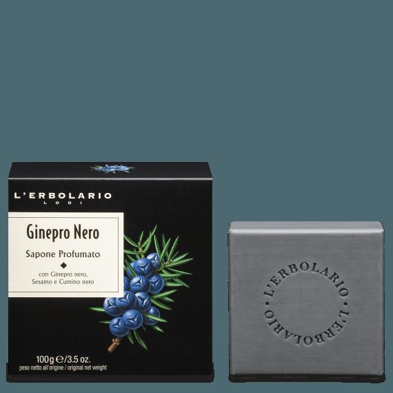 L'Erbolario - Ginepro Nero Sapone