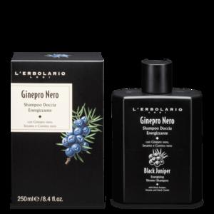 L'Erbolario - Ginepro Nero Shampoo doccia