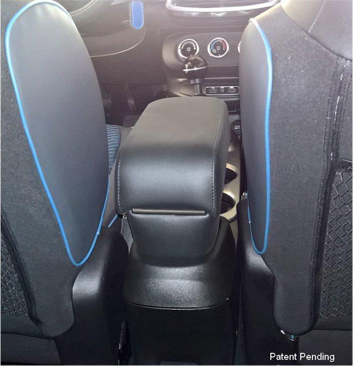 Mittelarmlehne PREMIUM für Fiat 500X