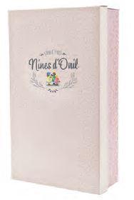 Bambola Nines d'Onil 'Minerva Vichy' Profumata in Vinile  Completa di Scatola