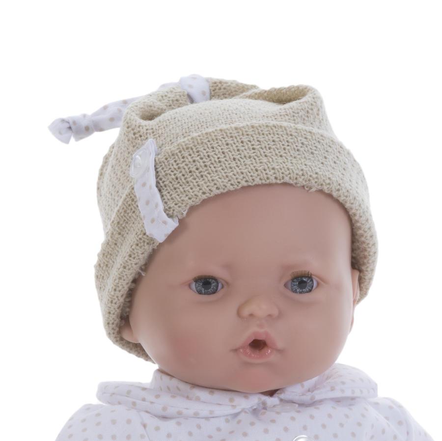 Bambolotto Nines d'Onil 'Baby' Profumato in Vinile Completo di Scatola