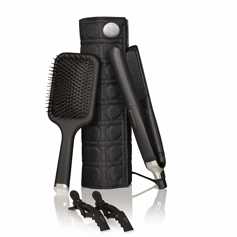 GHD PLATINUM + MEDIA - CON STYLING GIFT SET - IN OFFERTA