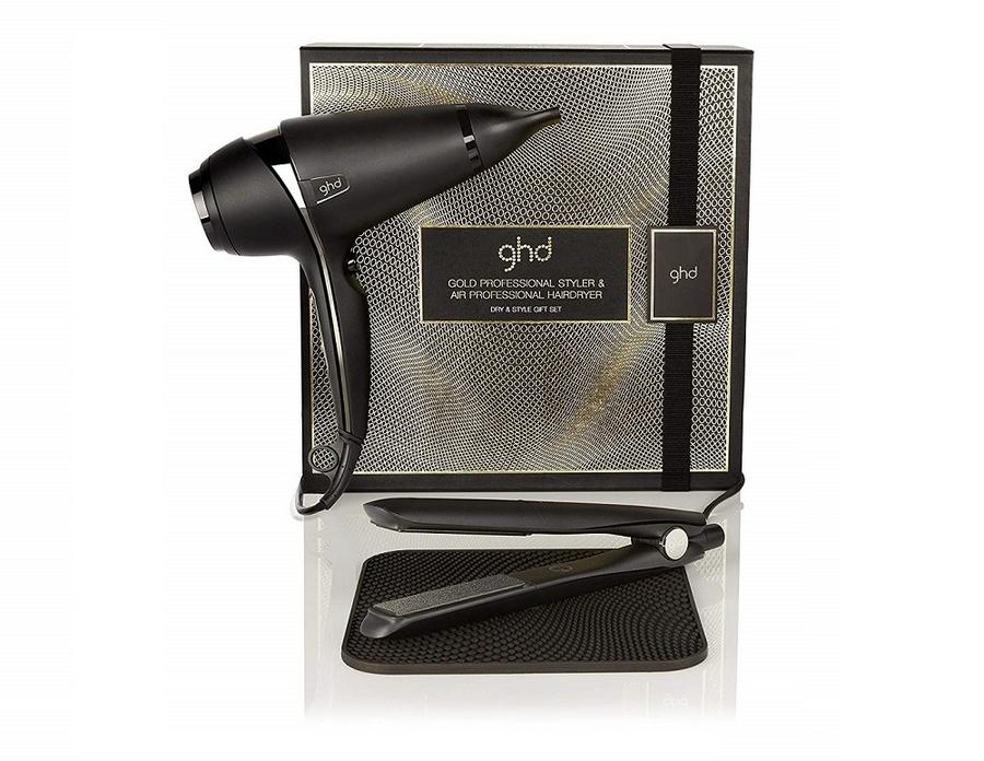 GHD MEDIA - NUOVA GOLD PROFESSIONAL STYLER + PHON AIR - IN OFFERTA
