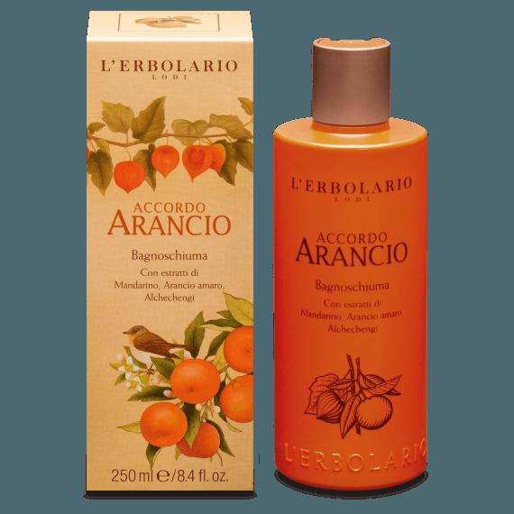 L'Erbolario - Accordo Arancio Bagnoschiuma