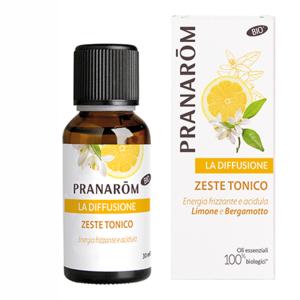 Pranarom - Diffusione Zeste tonico