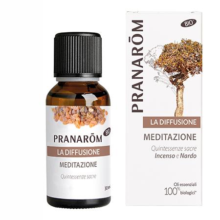 Pranarom - Diffusione Meditazione