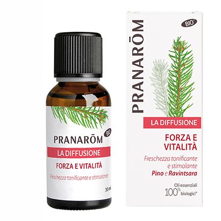 Pranarom - Diffusione Forza e vitalità