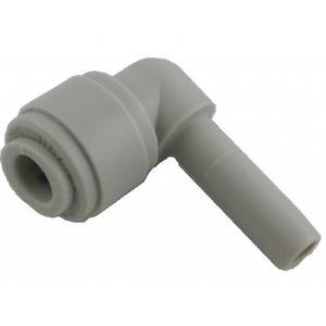 Raccordo rapido gomito tubo/codolo