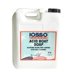 Acid Boat Soap LT. 4 di IOSSO - Offerta di Mondo Nautica 24