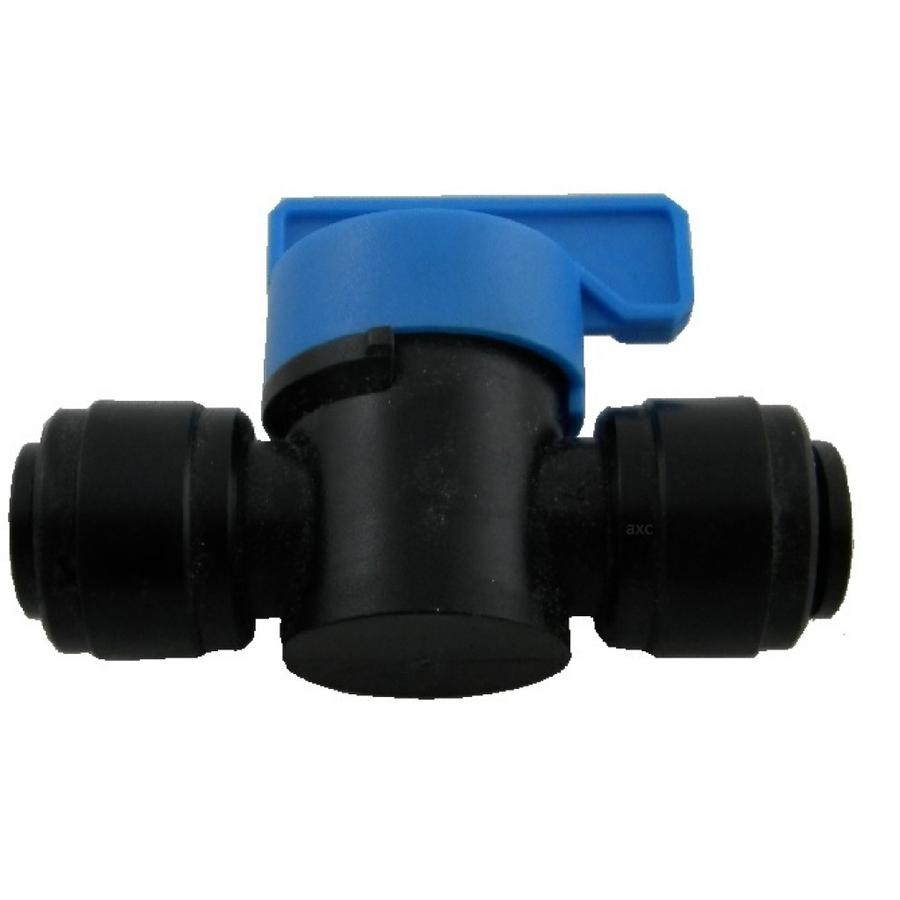Valvola intercettazione tubo/tubo