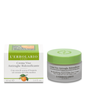 L'Erbolario - Crema viso antirughe ridensificante