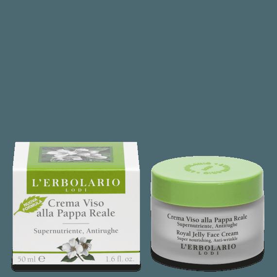 L'Erbolario - Crema viso alla pappa reale