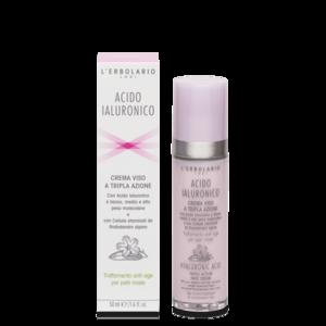 L'Erbolario - Acido Ialuronico Crema viso pelli miste