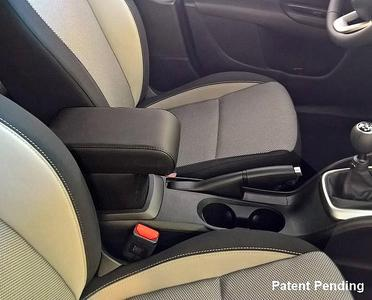 Armrest PREMIUM with storage for Fiat Tipo (2015>)