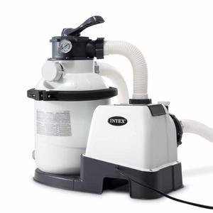 Pompa a sabbia per piscine filtro depuratore sabbia piscina piscine 6 vie 4 mc 4500 lt h INTEX 26644