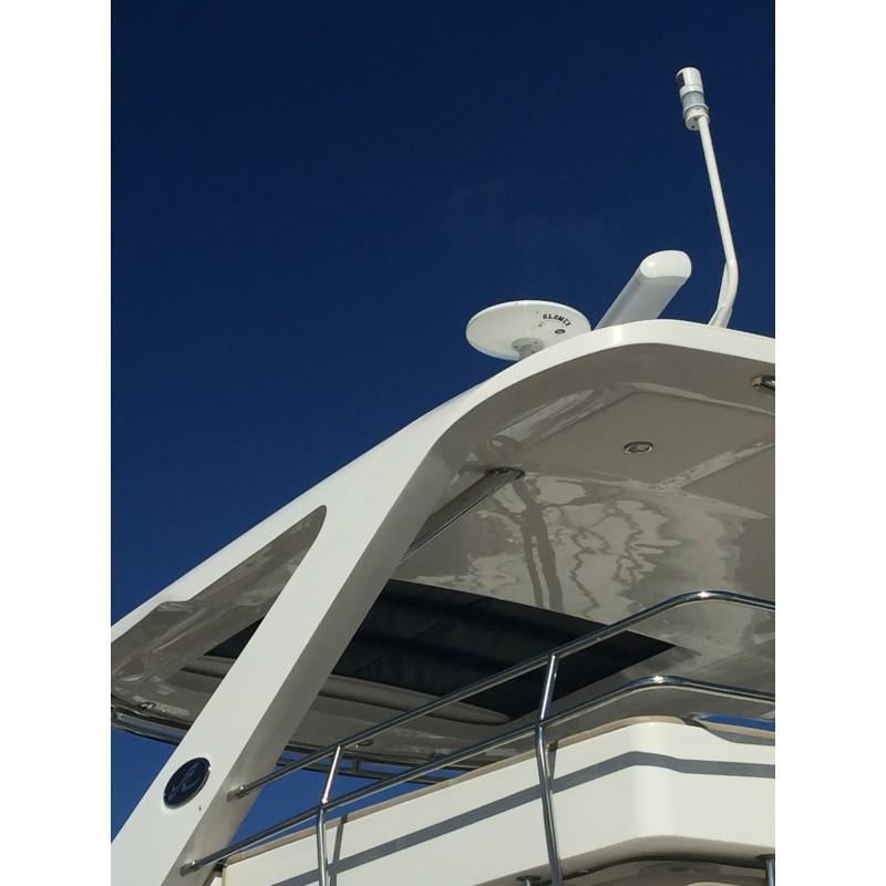 Antenna TV Terrestre Omnidirezionale con Amplificatore Automatico Glomex mod. Nashira - Offerta di Mondo Nautica 24