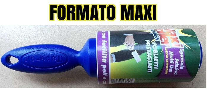 Spazzola Adesiva Maxi Formato