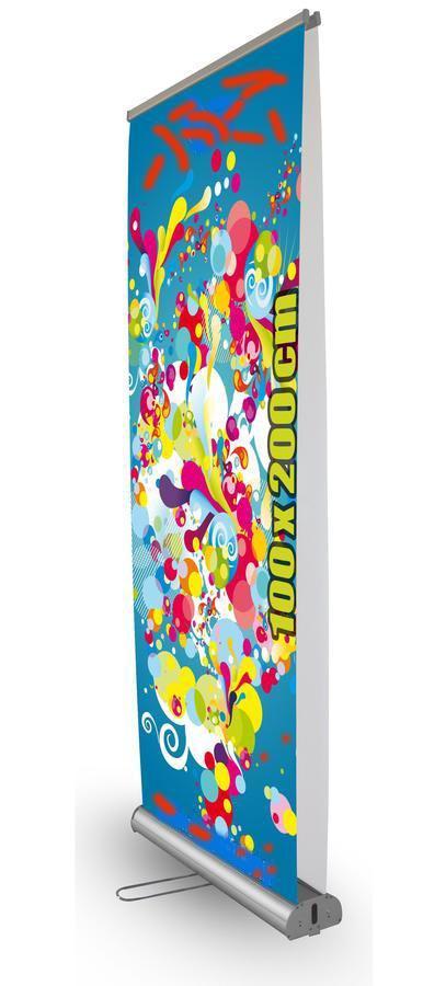 Roll Up bifacciale 100x200